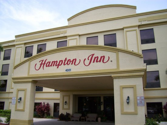 Hampton Inn West Palm Beach Florida Turnpike: Hampton Inn, West Palm Beach