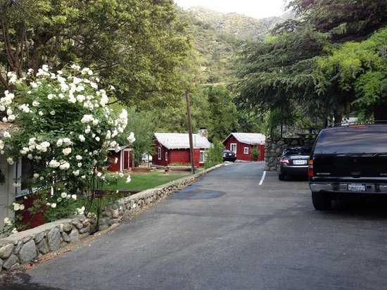 Mount Baldy Lodge: Walking is preferred than driving to your cabin