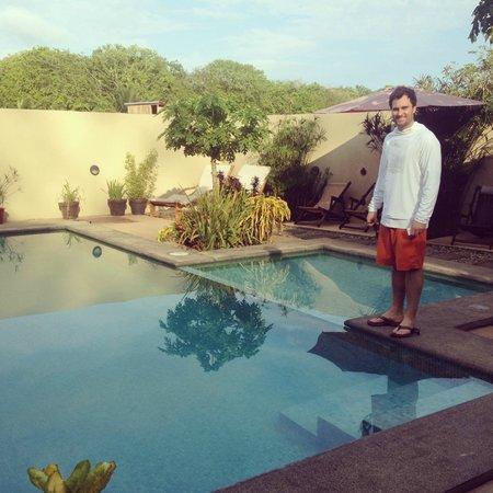 Nautilus Boutique Hotel: serene pool.