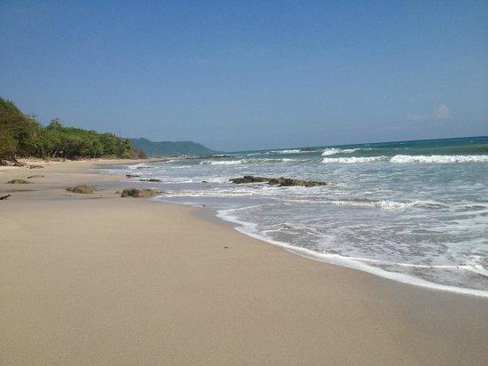 Nautilus Boutique Hotel: a couple minutes walk to this gorgeous beach!