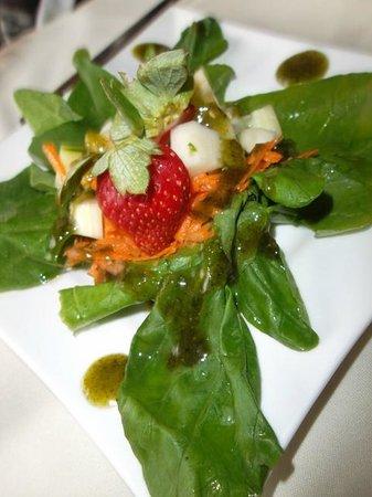 Natural: Side Salad