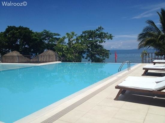 Casitas Deluxe Picture Of Palm Beach Resort Laiya Tripadvisor