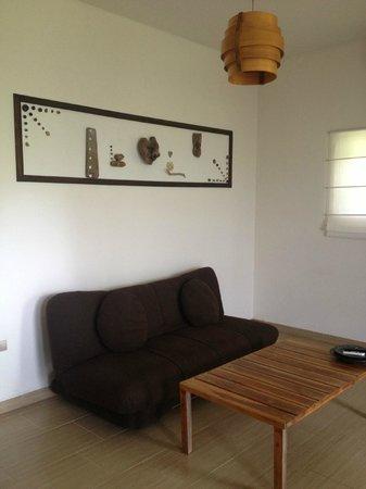 Nautilus Boutique Hotel: Living room