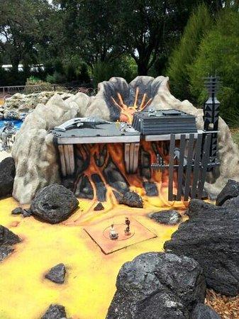 LEGOLAND Florida Resort: star wars