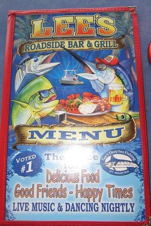 Lee's Roadside Grill: Lee's