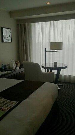Shinagawa Prince Hotel Tokyo: 36階禁煙プレミアルームダブル