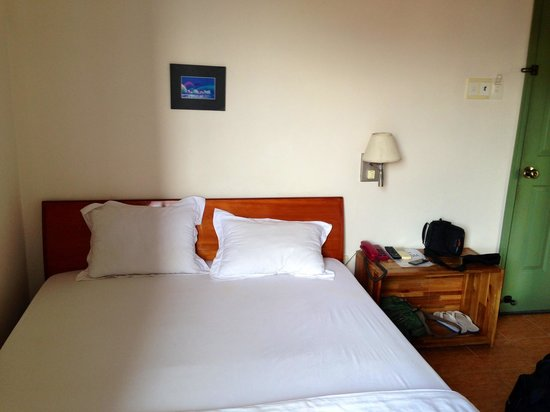 Trung Nguyen Hotel : Comfortable beds