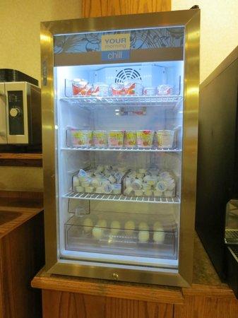 Comfort Inn & Suites Custer : Breakfast