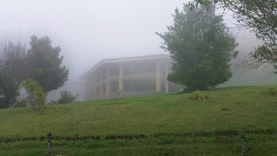 Hotel de Montaña Monteverde: The hotel resides in the clouds!! beautiful