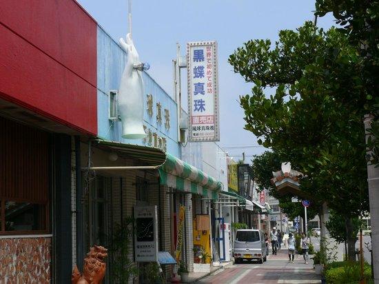 Ryukyu Shinju Corporation Ishigaki Branch