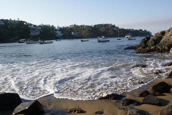 Tesoro Manzanillo: Beach! :-)