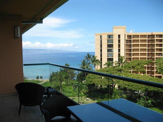 Honua Kai Resort & Spa: ocean view from balcony