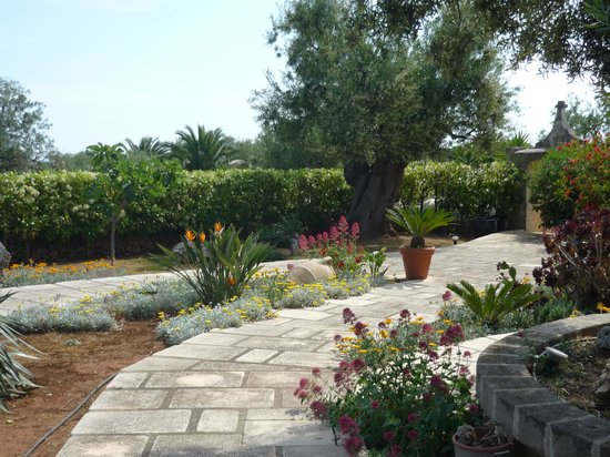 Masseria San Martino : Un regocijo para el alma
