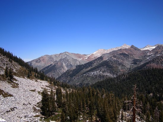Silver City Mountain Resort: View from Eagle Lake Hike