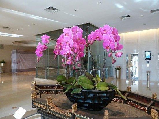Grand Trustel Mandarin Garden: Foyer Display