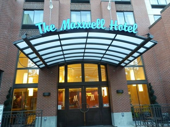 The Maxwell Hotel - A Staypineapple Hotel : Entrance