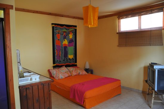 Cactus B&B : Bedroom