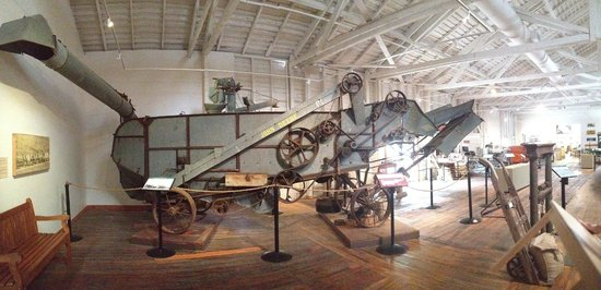 Museum of Ventura County - Agriculture Museum: Panoramic View