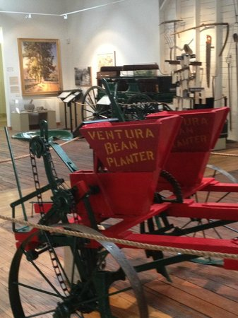 Museum of Ventura County - Agriculture Museum: Agricultural Equiptment