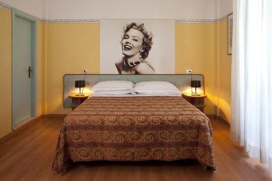 Hotel Sympathy : camere superior rinnovate