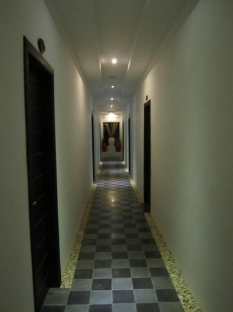 Villa Medamrei: 2층복도