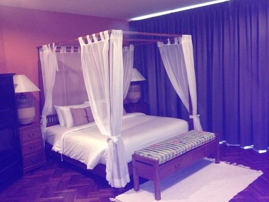 Chom View Hotel : beautiful bedroom