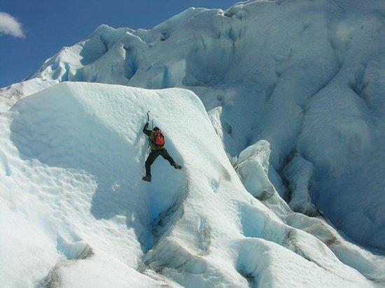 El Calafate, Argentina: Climbing the Big Ice