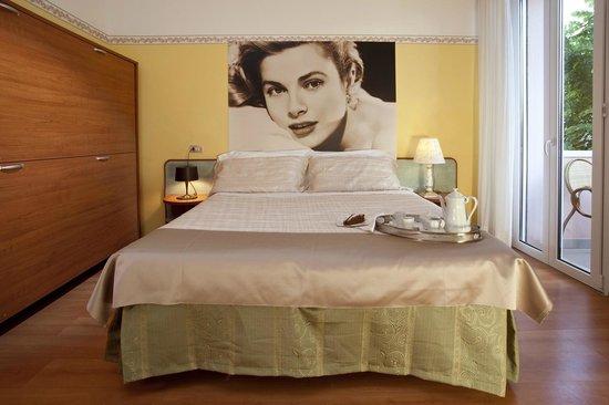 Hotel Sympathy : le camere superior