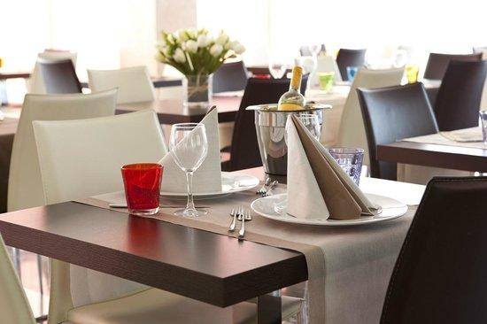 Hotel Sympathy : la sala ristorante