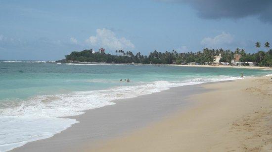Tartaruga Hotel & Beach Restaurant : eine wunderschöne Bucht