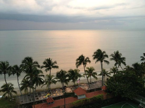 The Regency Tanjung Tuan Beach Resort: pagi