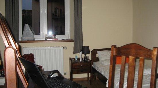 Siesta Aparthotel: room
