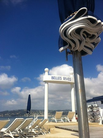 "Hotel Belles Rives: The end of the ""road"""