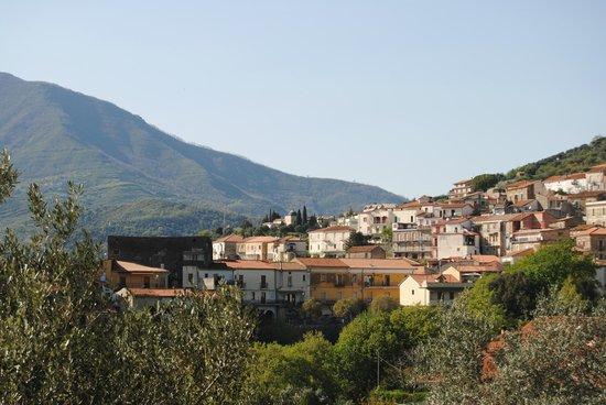 Casal Velino, Italia: Acquavella - vista Suscella