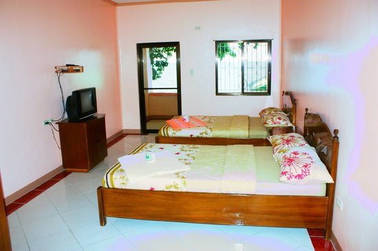 Gingoog City, Filipinas: Hotel Rooms 