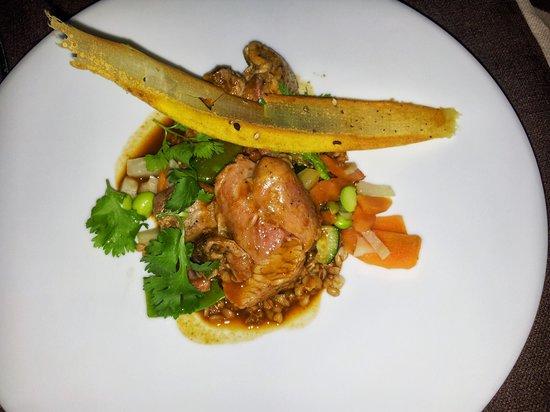 Restaurant Le Karo : Agneau de 7 heures
