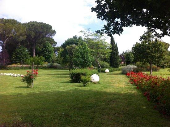 Villa Acquaviva : parco