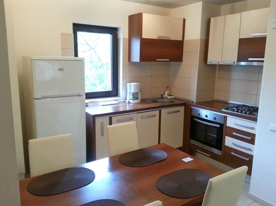 GrandVille: Küche Penthouse
