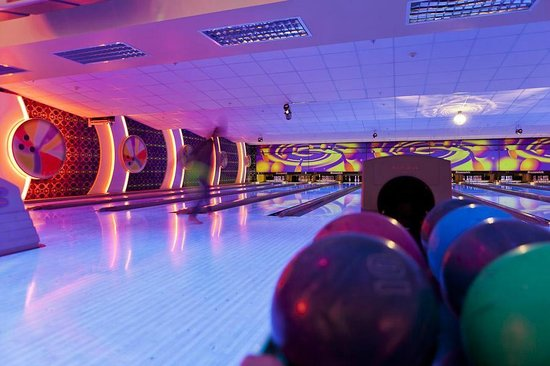 GrandWest Casino and Entertainment World: Ten Pin Bowling