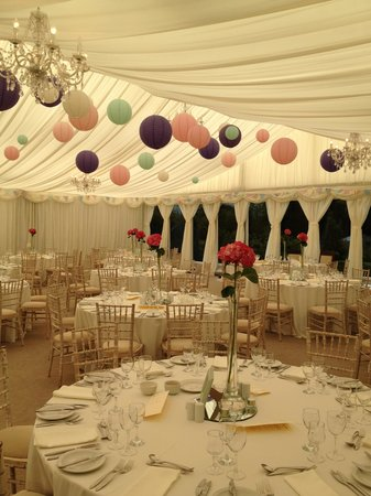 Clonabreany House: The Grand Marquee