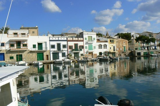 Be Live Collection Son Antem : Porto Petro, one of many fishing villages near Son Antem.