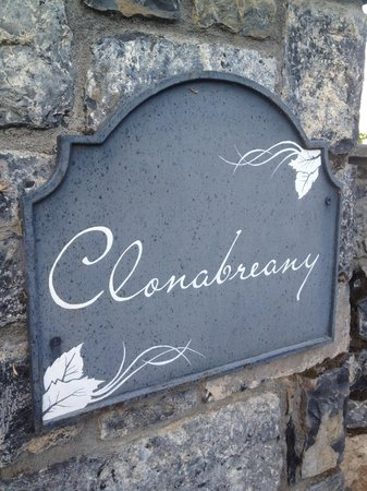 Clonabreany House: external