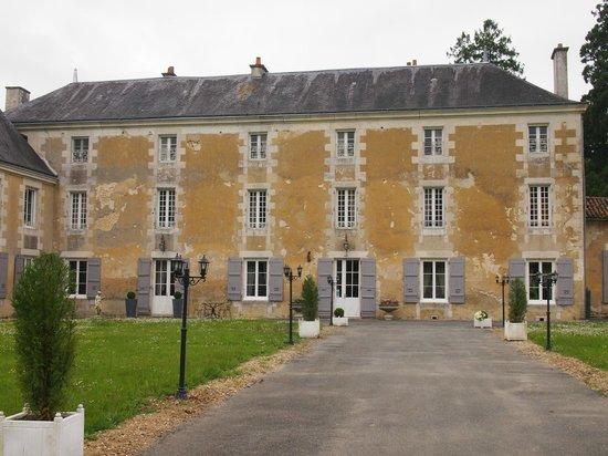 Chateau de la Touche : The chateau