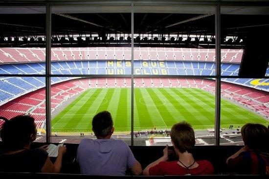 Museum des F.C. Barcelona (Museu del Futbol Club Barcelona)
