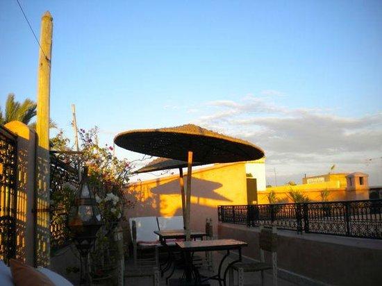 Riad Al Andaluz: Rooftop