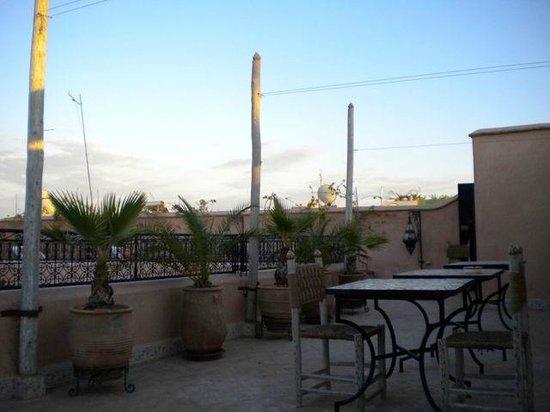 Riad Al Andaluz : Rooftop
