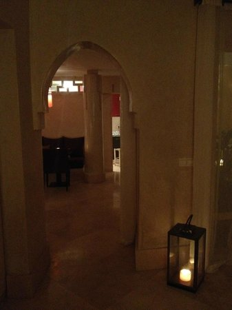Dar Maya: Hall d'entrée