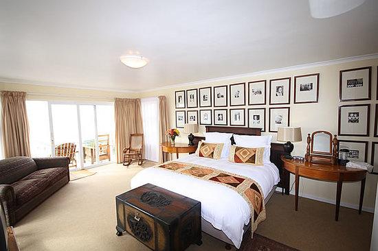 Lyngenfjord House : Room 5, Main suite