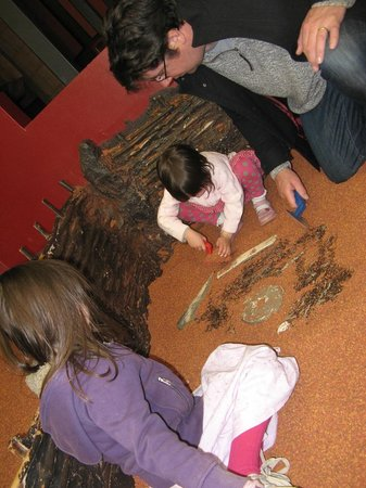 Discovering more items in the Viking DIG