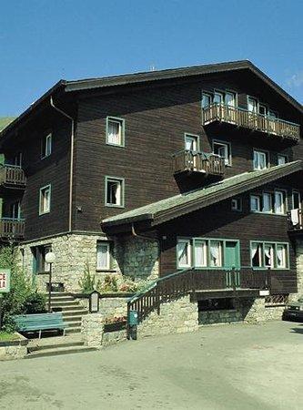 Nuova Villa : Esterno estivo